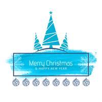 Résumé élégant fond joyeux Noël