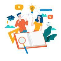 Education, cours de formation en ligne