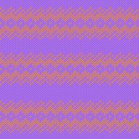 Modèles d'hiver tricotés vecteur