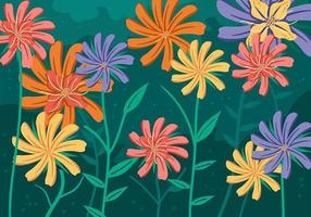 Flower Background vecteur