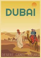 Dubai vecteur