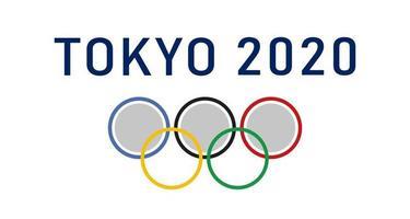 sports oiympiad 2020. jeux oiympic d'été tokyo 2021 vecteur