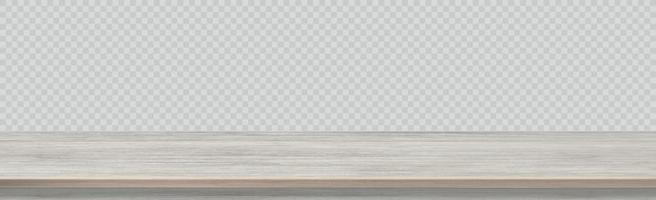 grande table en bois massif texture vecteur