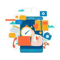 Processus de développement d'applications mobiles