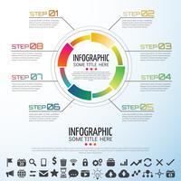 modèle de conception infographie