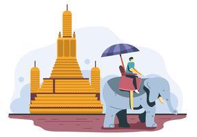 Bangkok vecteur