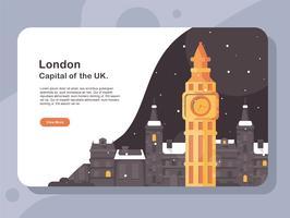 Vecteur de Londres