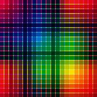 Abstrait coloré vecteur