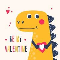 Sois mon vecteur valentine