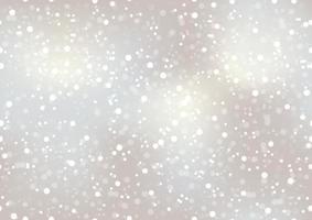 abstrait sans couture avec des lumières et des halos. illustration vectorielle. répétable horizontalement et verticalement. vecteur