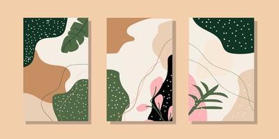 modèles abstraits de fond artistique universel à la mode. bon pour la couverture, l'invitation, la bannière, la pancarte, la brochure, l'affiche, la carte, le dépliant et autres. vecteur