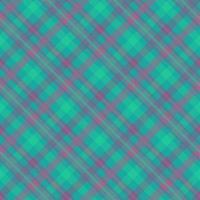 modèle vectorielle continue de couleur tartan vecteur