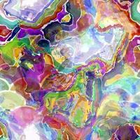 texture artistique tachée d'encre grunge vecteur