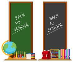 Retour au modèle d'école
