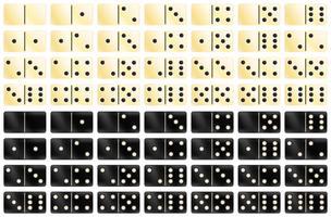 domino vecteur