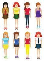 Dames sans visage