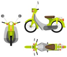 Moto vecteur