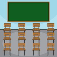Scène d'une classe