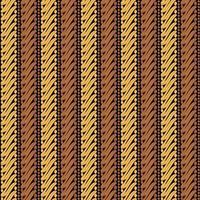 modèle sans couture de batik parang vecteur