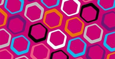 bauhaus, memphis affiche rétro minimaliste illustration vectorielle graphique. vecteur