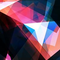 Concept de design de fond coloré, vector