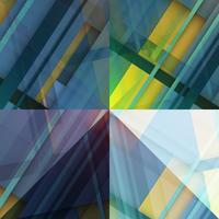 Abstrait coloré, vecteur
