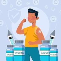 vaccination protéger du virus vecteur