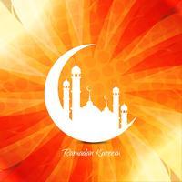 Abstrait islamique