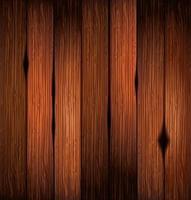 conception de vecteur de fond de texture bois