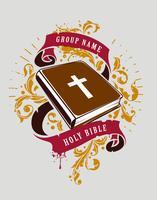 Vecteur de la bible