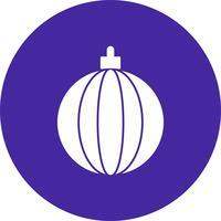 icône de boule de vecteur