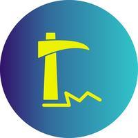 icône de scyte de vecteur