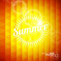 thème de vacances d'été