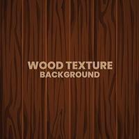 fond de texture bois foncé vecteur
