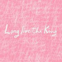 Longue vie au roi. vecteur