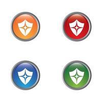conception d'icône de nettoyage vecteur