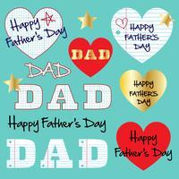 papier graphique fête des pères graphiques