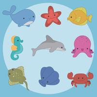 La vie marine