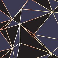 Abstrait low poly