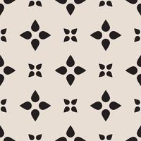 Modèle triangle géométrique sans soudure. Abstrait rétro