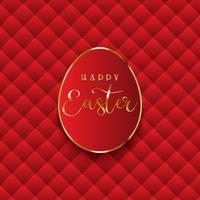 Fond luxueux d'oeufs de Pâques