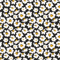 Floral pattern sans soudure. vecteur