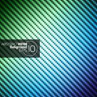 Abstract background brillant vector avec motif carbone.