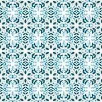 Modèle sans couture de flocons de neige