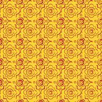 Fond de style byzantin sans soudure vecteur