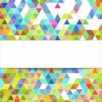 fond géométrique design