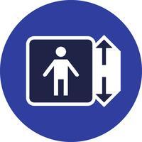 Ascenseur Vector Icon