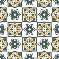 Carreaux d'azulejo portugais. Modèles sans soudure.