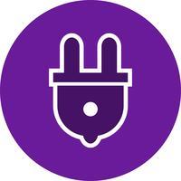 icône de vecteur de prise