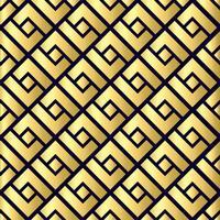 Modèle sans couture géométrique abstrait. Fond chinois.